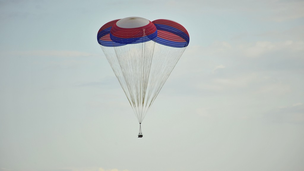 Your business parachute for financing